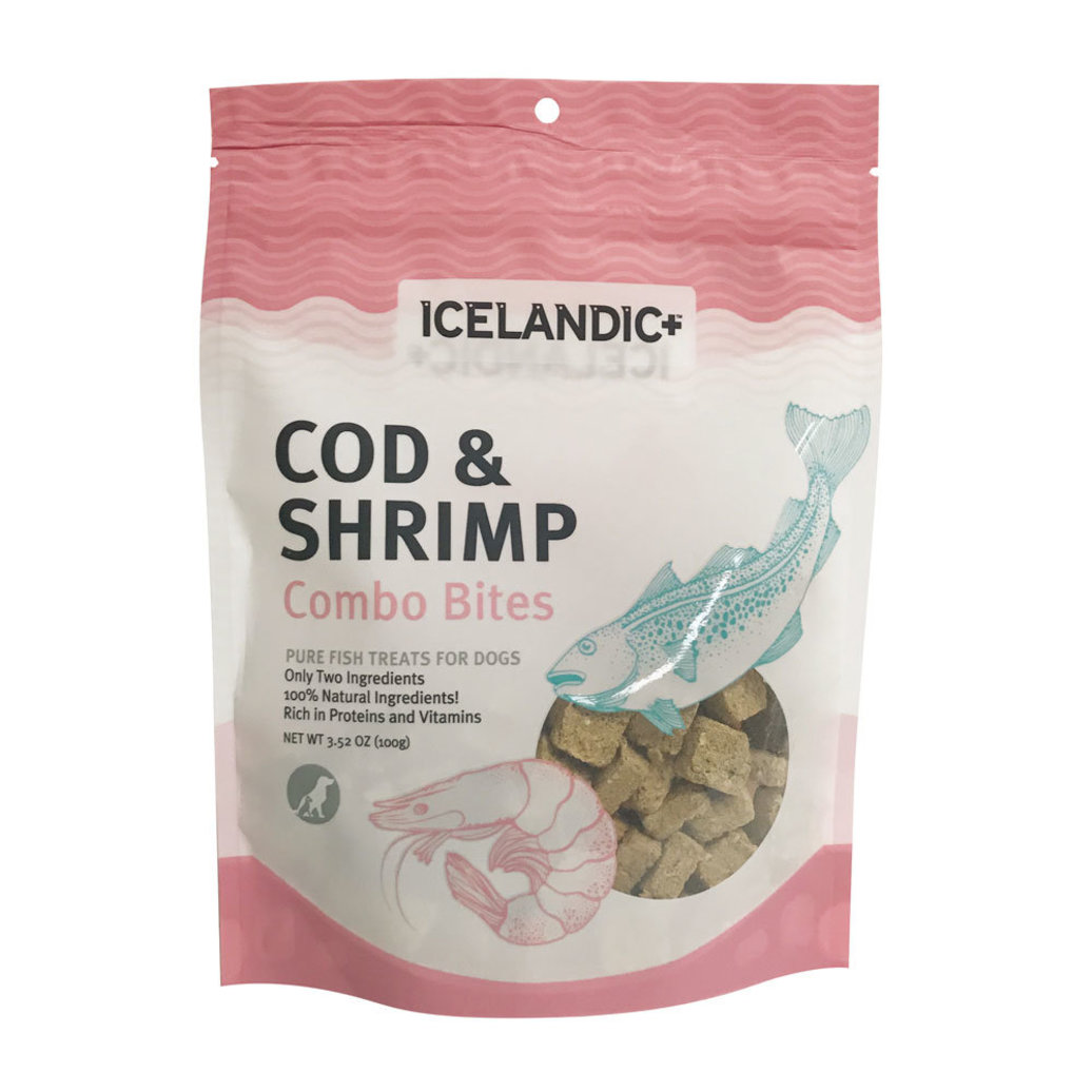 View larger image of Cod & Shrimp Combo Bites - 3.52 oz