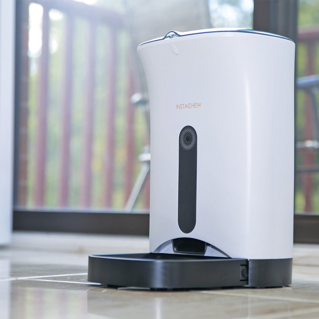 View larger image of Smart Pet Feeder - White