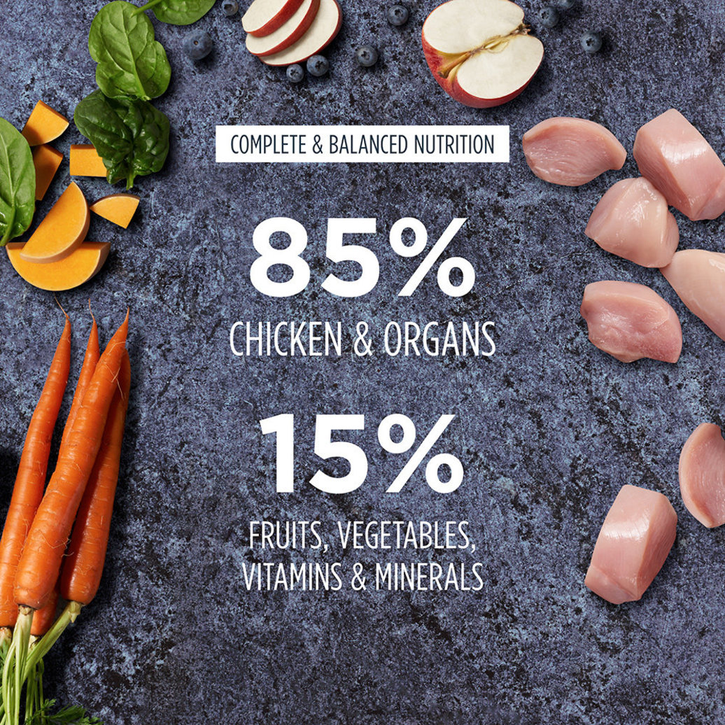 View larger image of Adult Freeze Dried Grain Free Cage Free Chicken