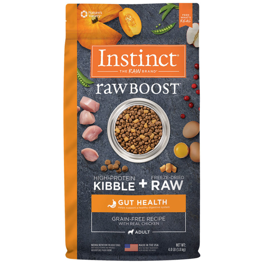 View larger image of Adult - Raw Boost Grain Free Gut & Health - Chicken