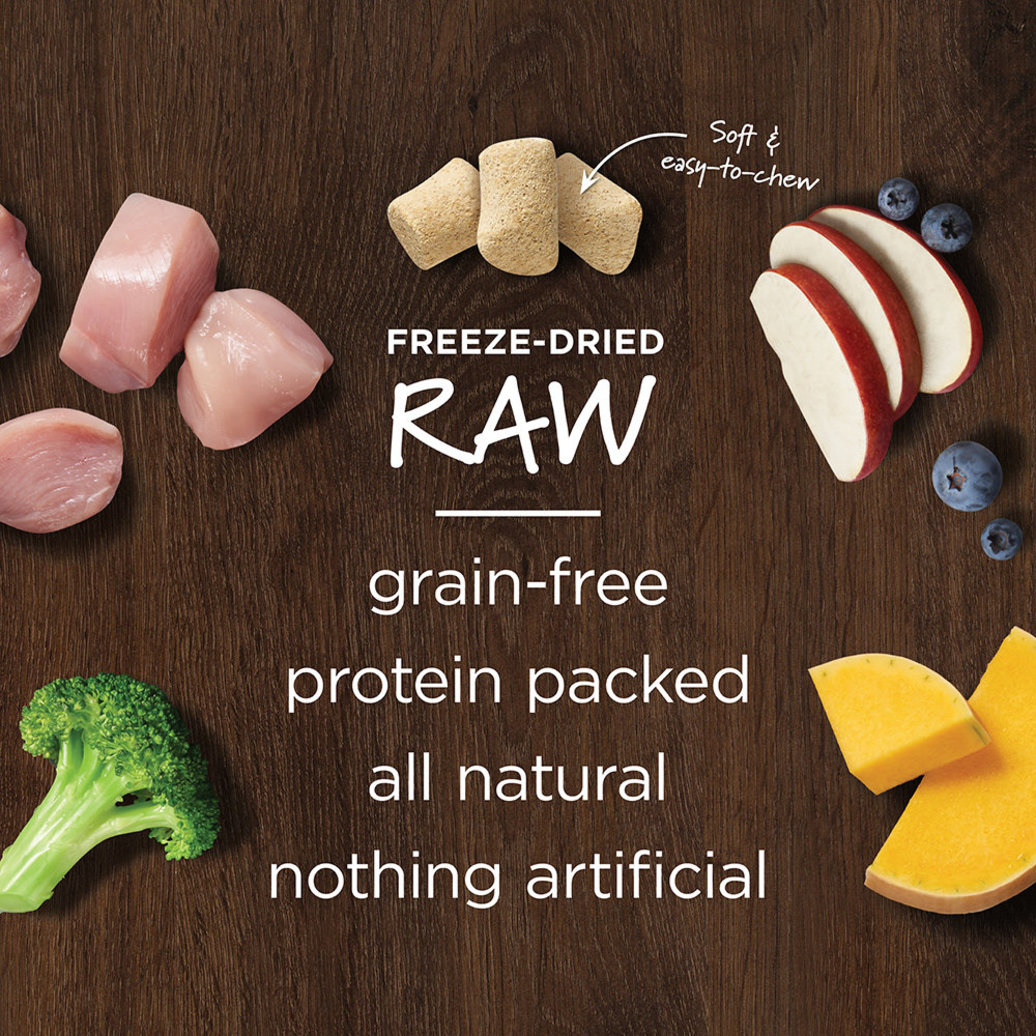 View larger image of Adult Raw Boost Mixers Cage Free Chicken 170 g
