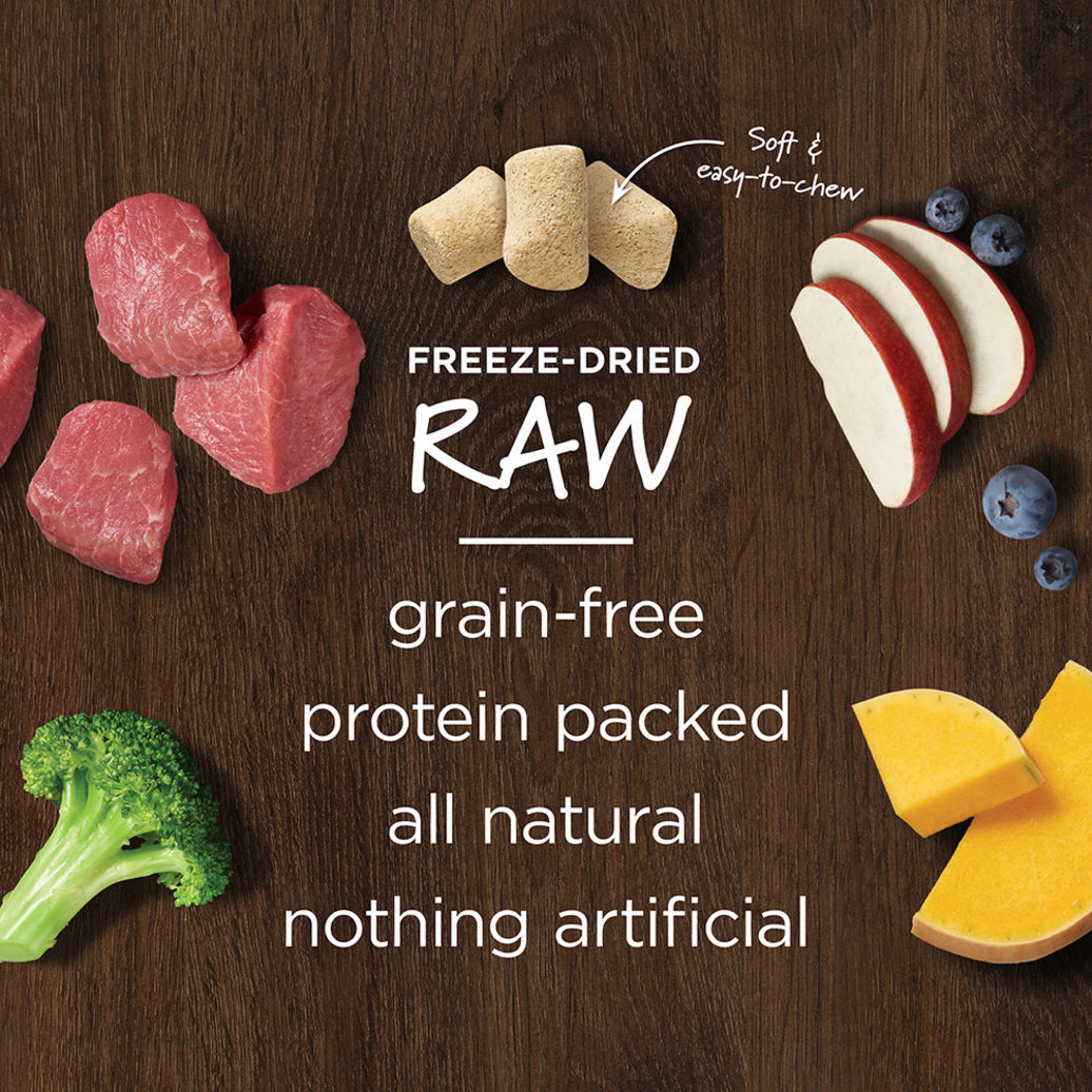 View larger image of Adult  Raw Boost Mixers  Grass Fed Lamb  170 g