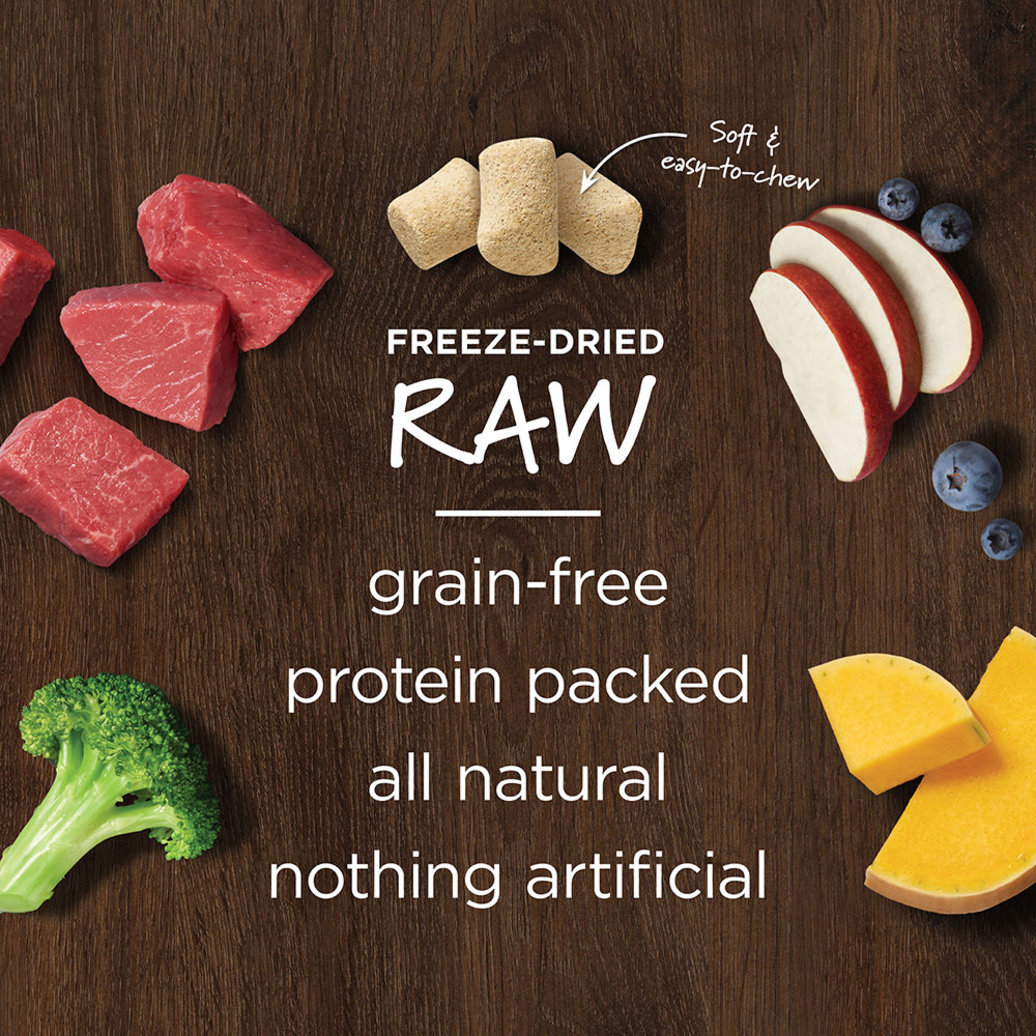 View larger image of Adult  Raw Boost Mixers  Natural Beef  170 g