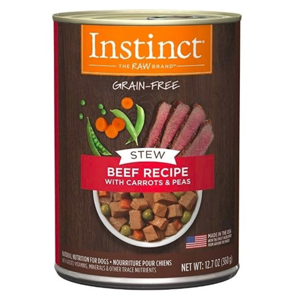 View larger image of Can, Adult Stews Beef with Carrots - 360 g