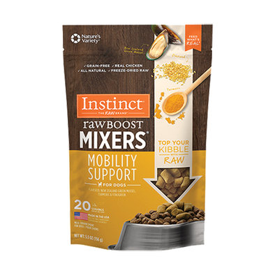 Raw Boost Mixers - Mobility Support - 170 g