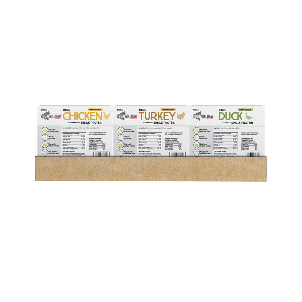 View larger image of Basic Meal Deal - 8.16 kg