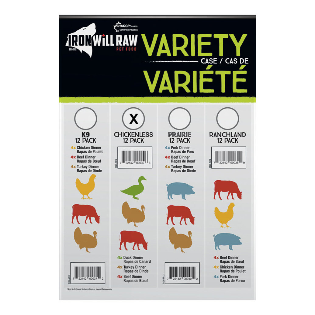View larger image of Chickenless - 12 Pack - 12 lb