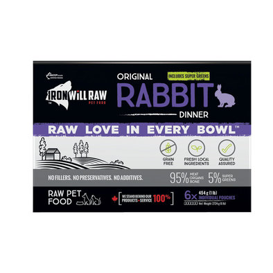 Original, Rabbit - 2.72 kg