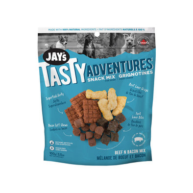 JAY'S, Beef N' Bacon Snack Mix - 112g