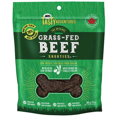 Grass-Fed Beef Shorties