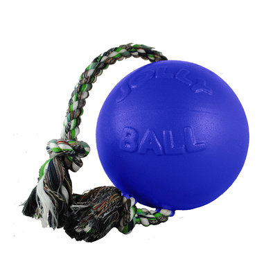 Puncture Resistant Toy, Romp-n-Roll - Blue