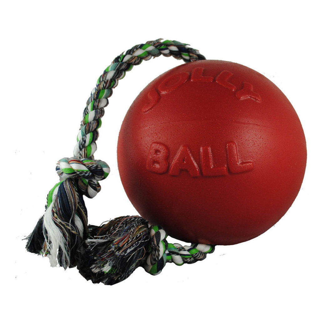 View larger image of Puncture Resistant Toy, Romp-n-Roll - Red