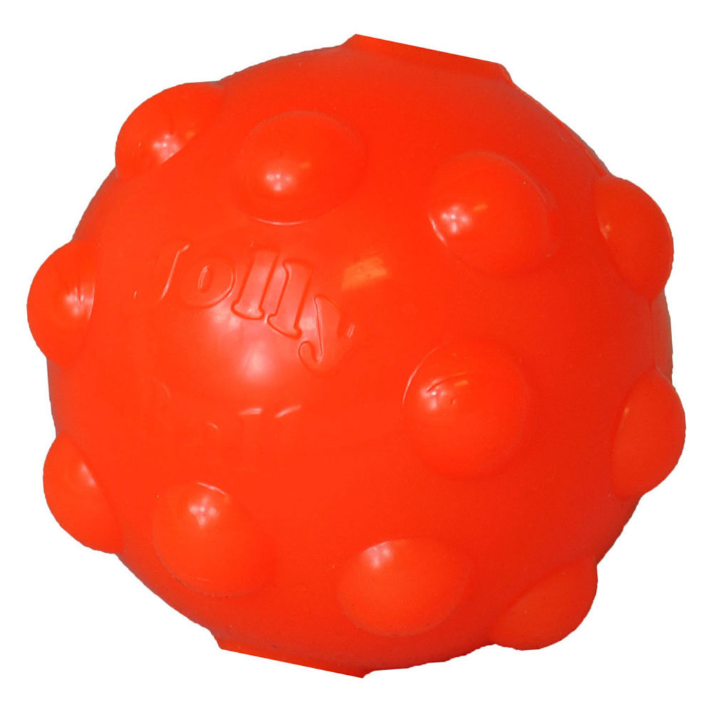 View larger image of Rubber Toy, Jolly Jumper - Orange