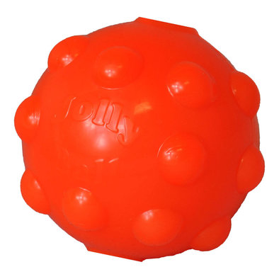 Rubber Toy, Jolly Jumper - Orange