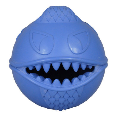 Rubber Toy, Monster Ball - Blue
