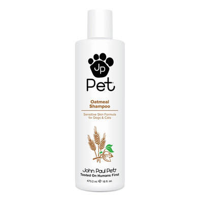 Oatmeal Shampoo - Dog & Cat - 16 oz