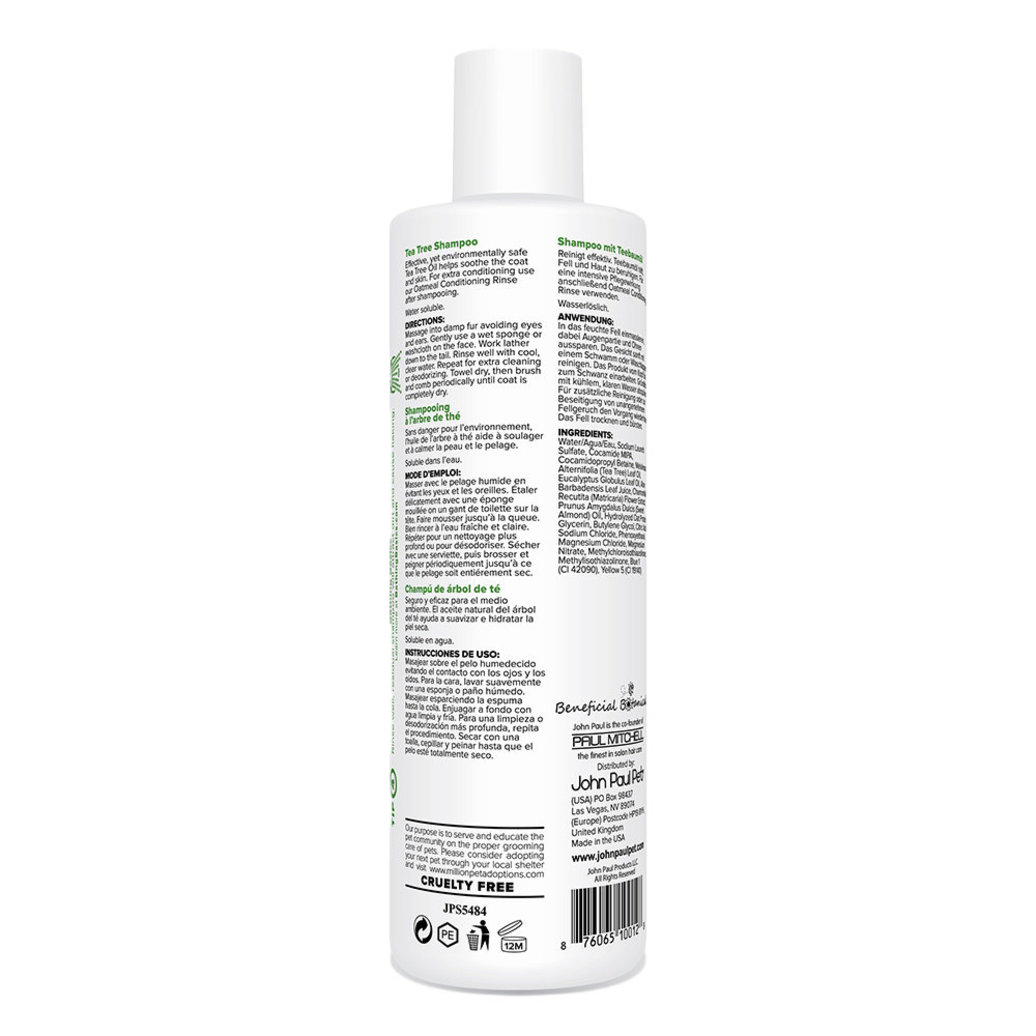 View larger image of Tea Tree Shampoo - 16 oz