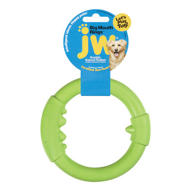 Big Mouth Dog Rings, Single