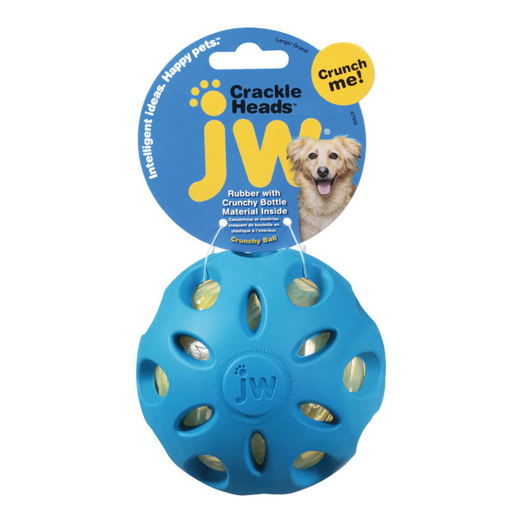 View larger image of Crackle Dog Ball