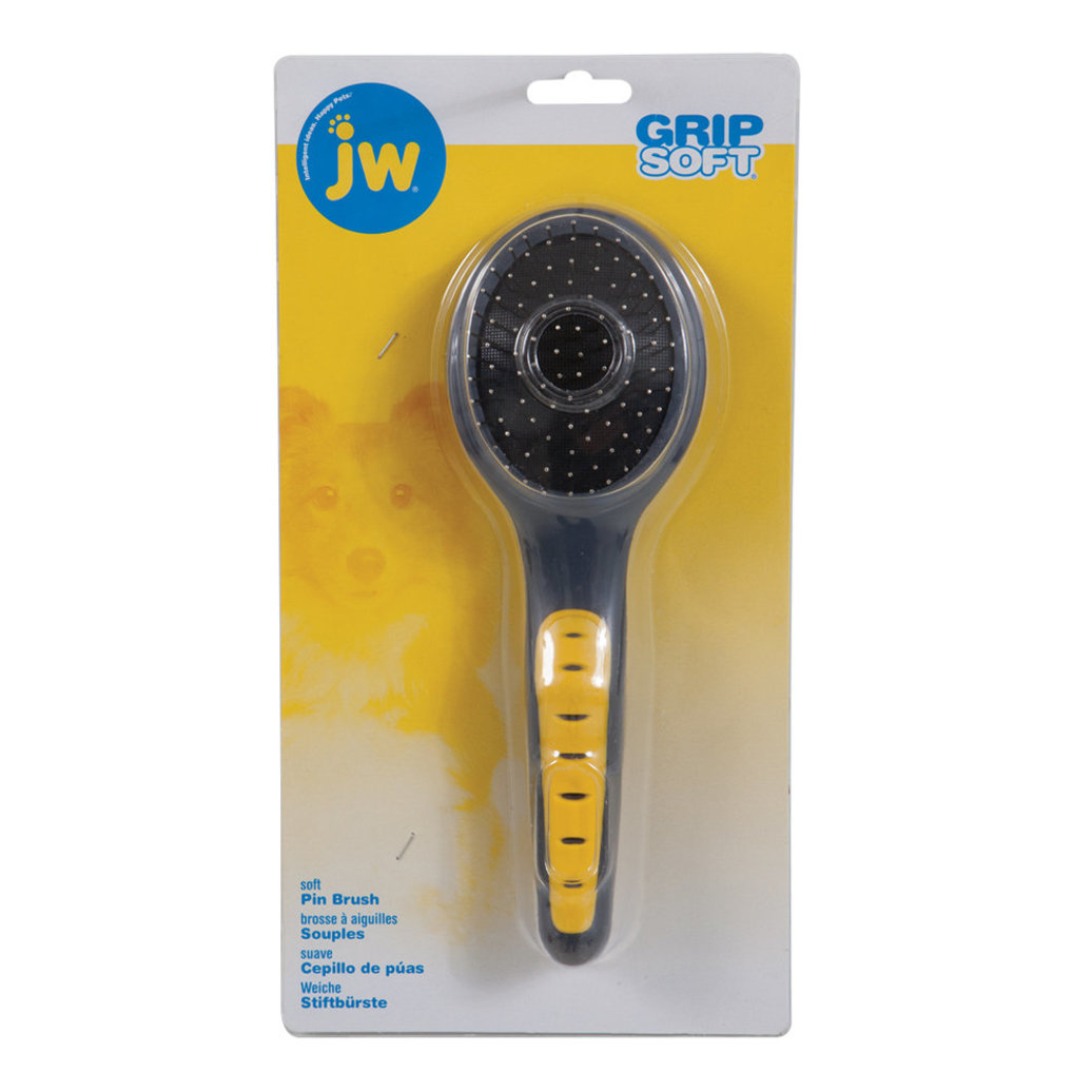 View larger image of Gripsoft Pin Brush