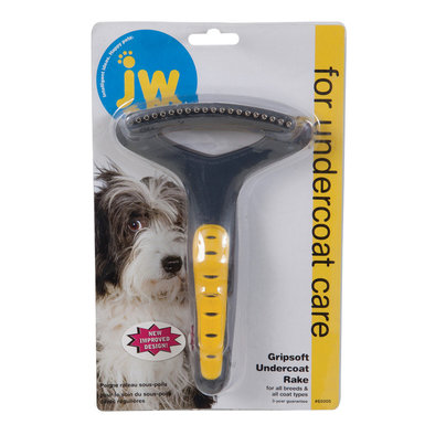 Undercoat Rake, Regular Tooth