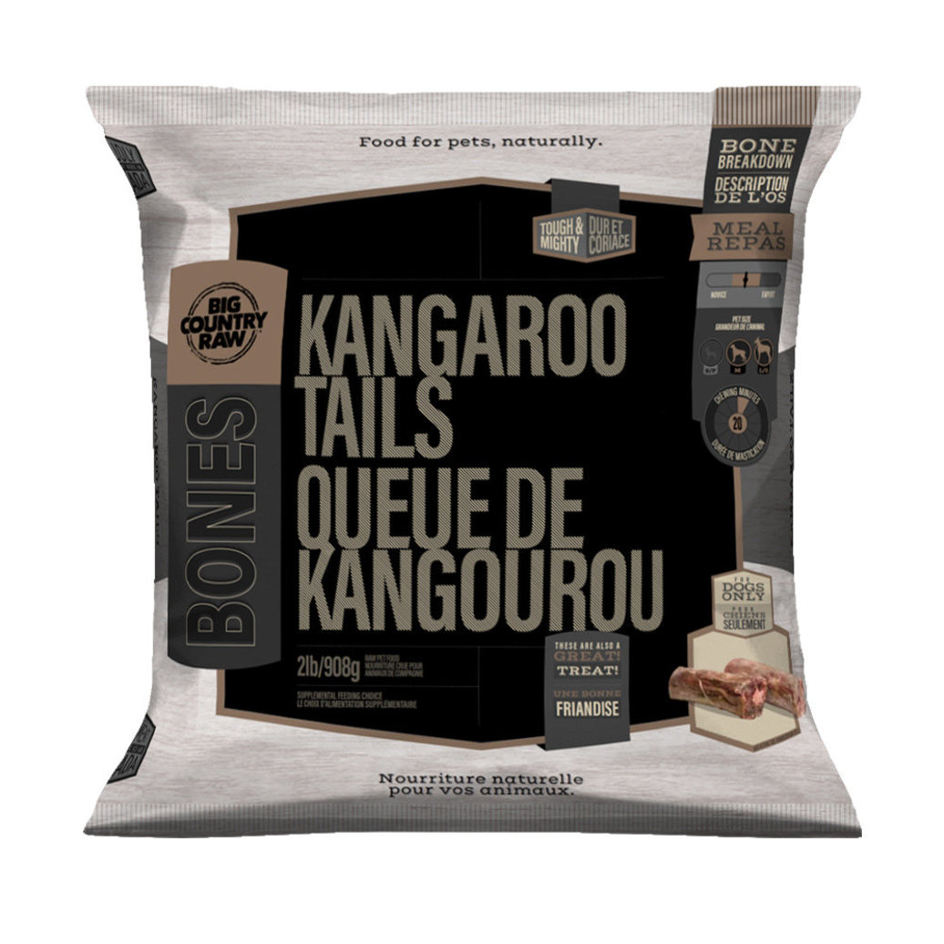 View larger image of Kangaroo Tails - 2 lb