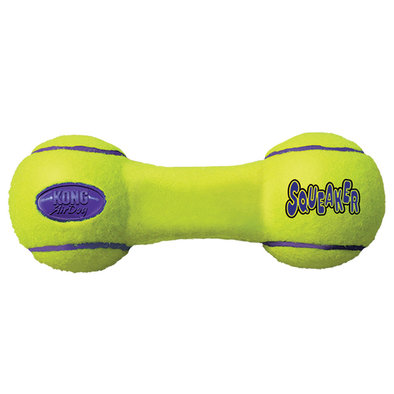 Air Squeaker Dumbbell