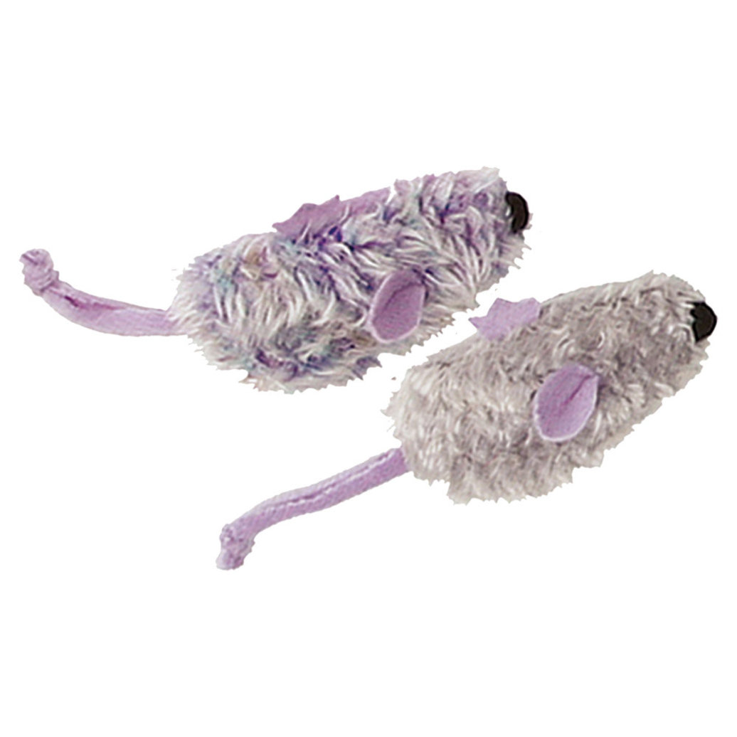 View larger image of Catnip 2 Mice Toy