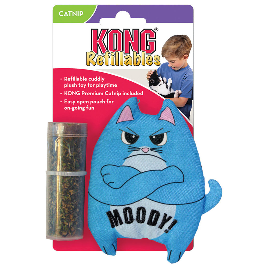View larger image of Catnip Toy Purrsonality - Moody