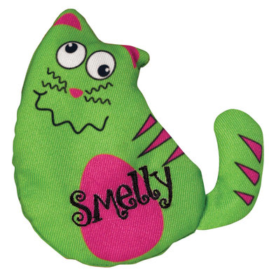 Catnip Toy Purrsonality - Smelly