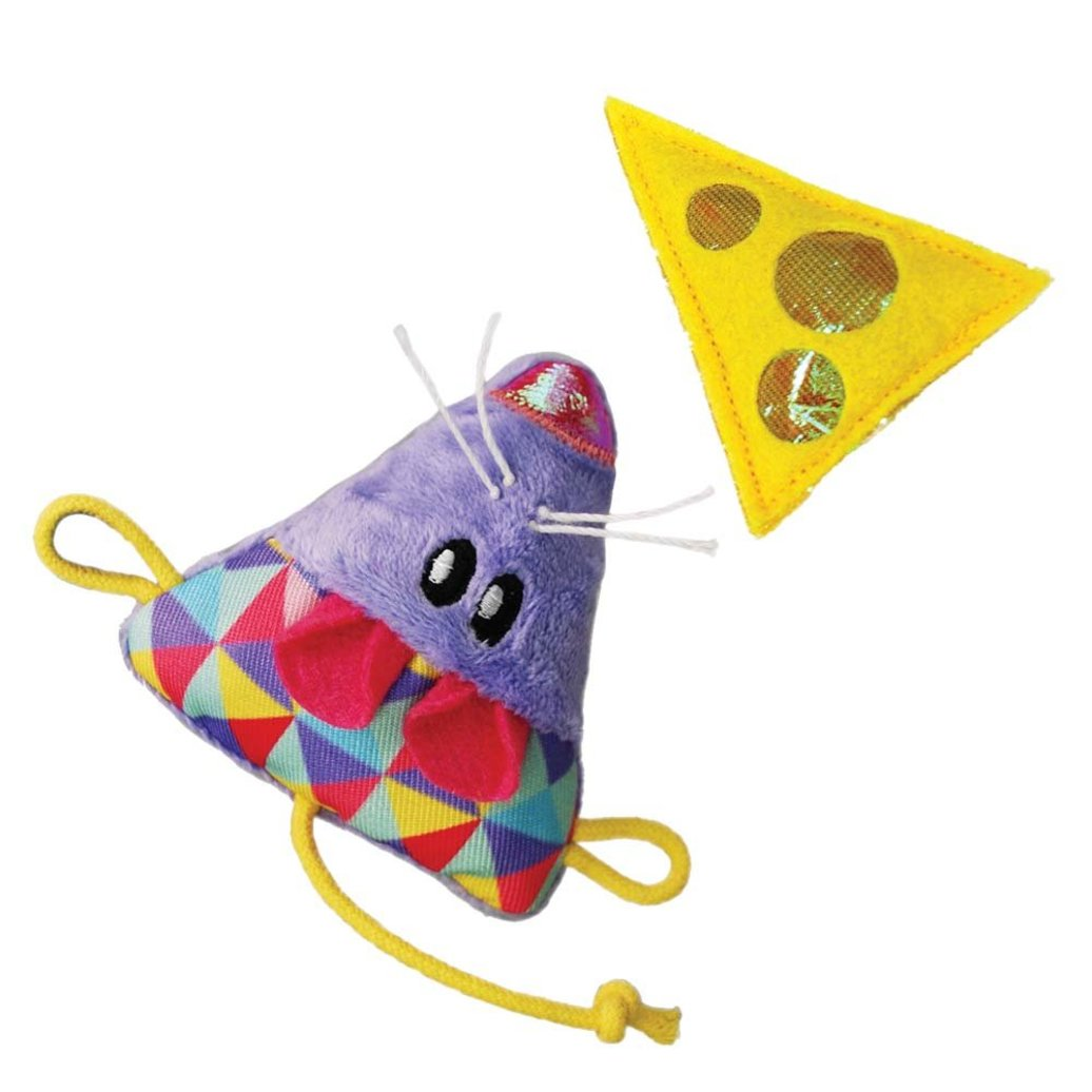 View larger image of Crackles & Cheese Mouse - 2 pk