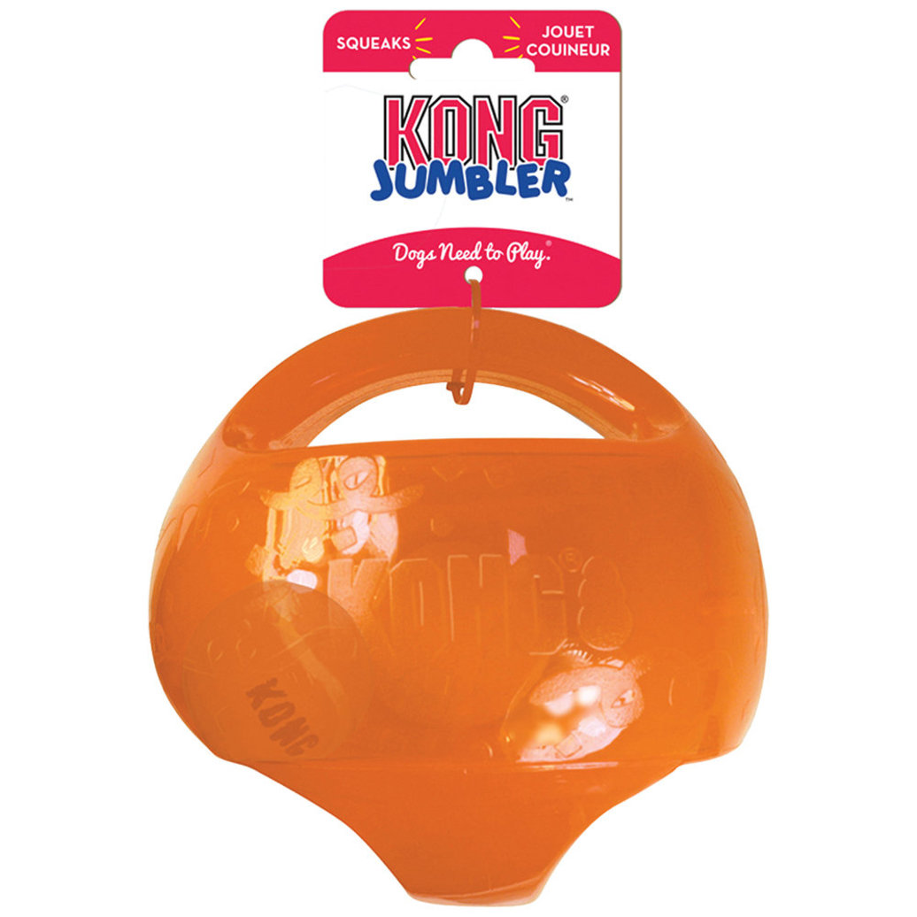 View larger image of Dog Jumbler Ball - Medium