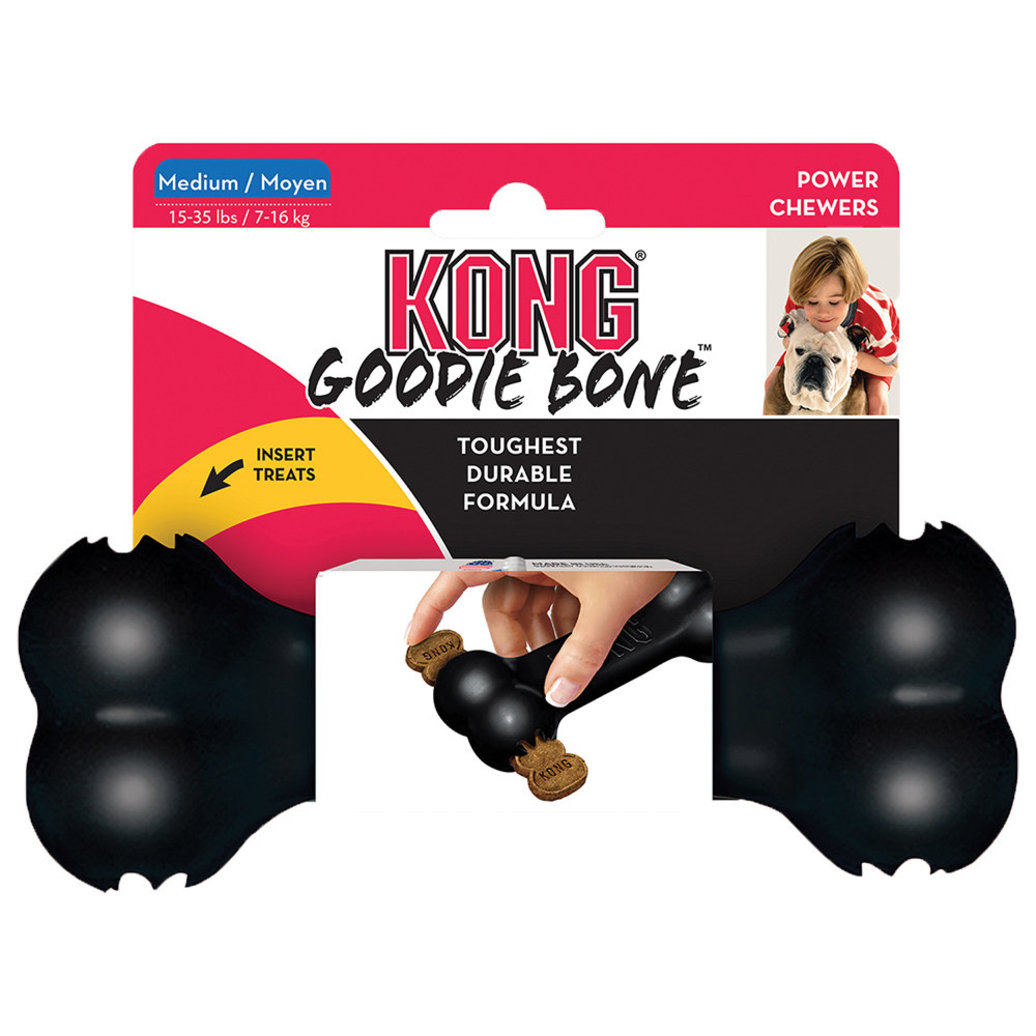 View larger image of Goodie Bone Xtreme - Black - 7""