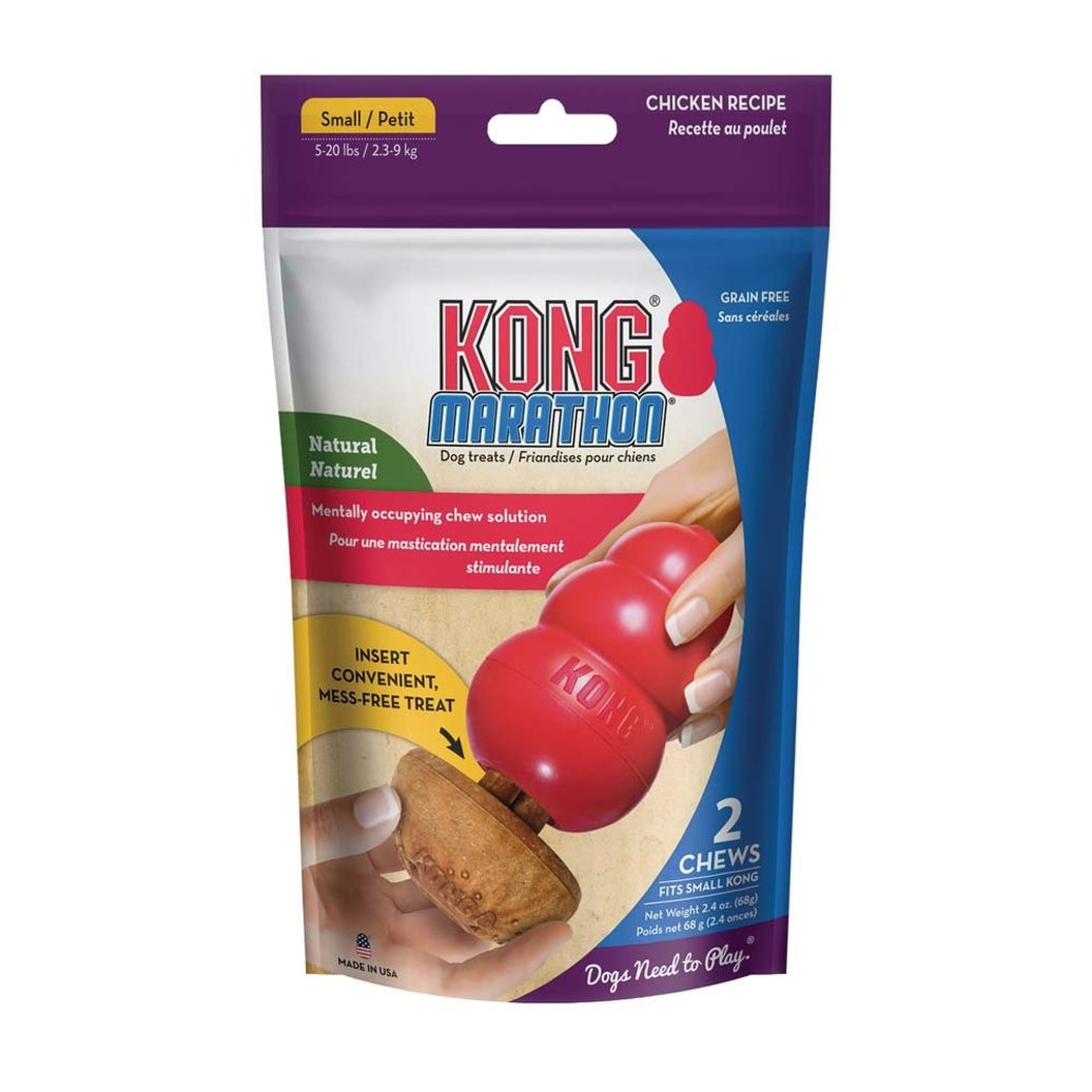 View larger image of Marathon Dog Treat - Chicken - 2 pk
