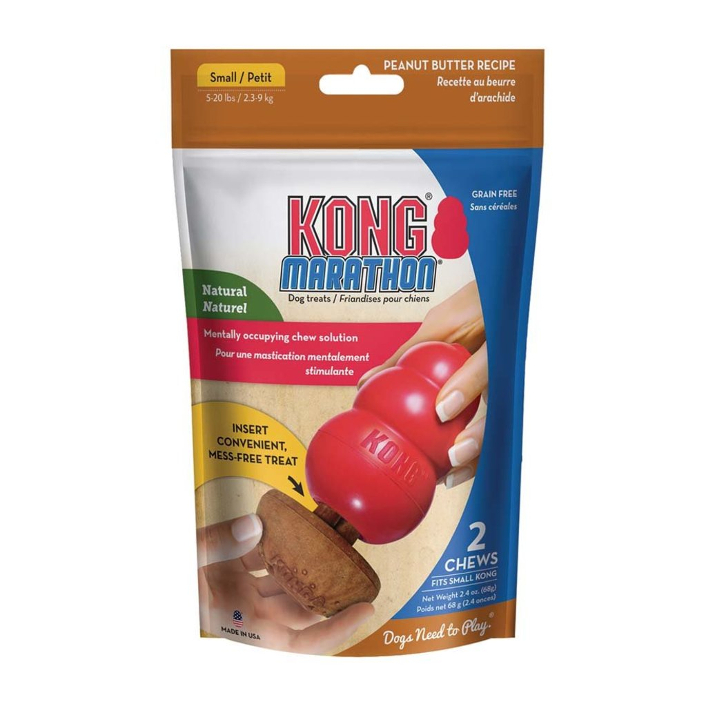 View larger image of Marathon Dog Treat - Peanut Butter - 2 pk