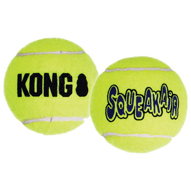 Tennis Ball Squeaker - 3 Pk