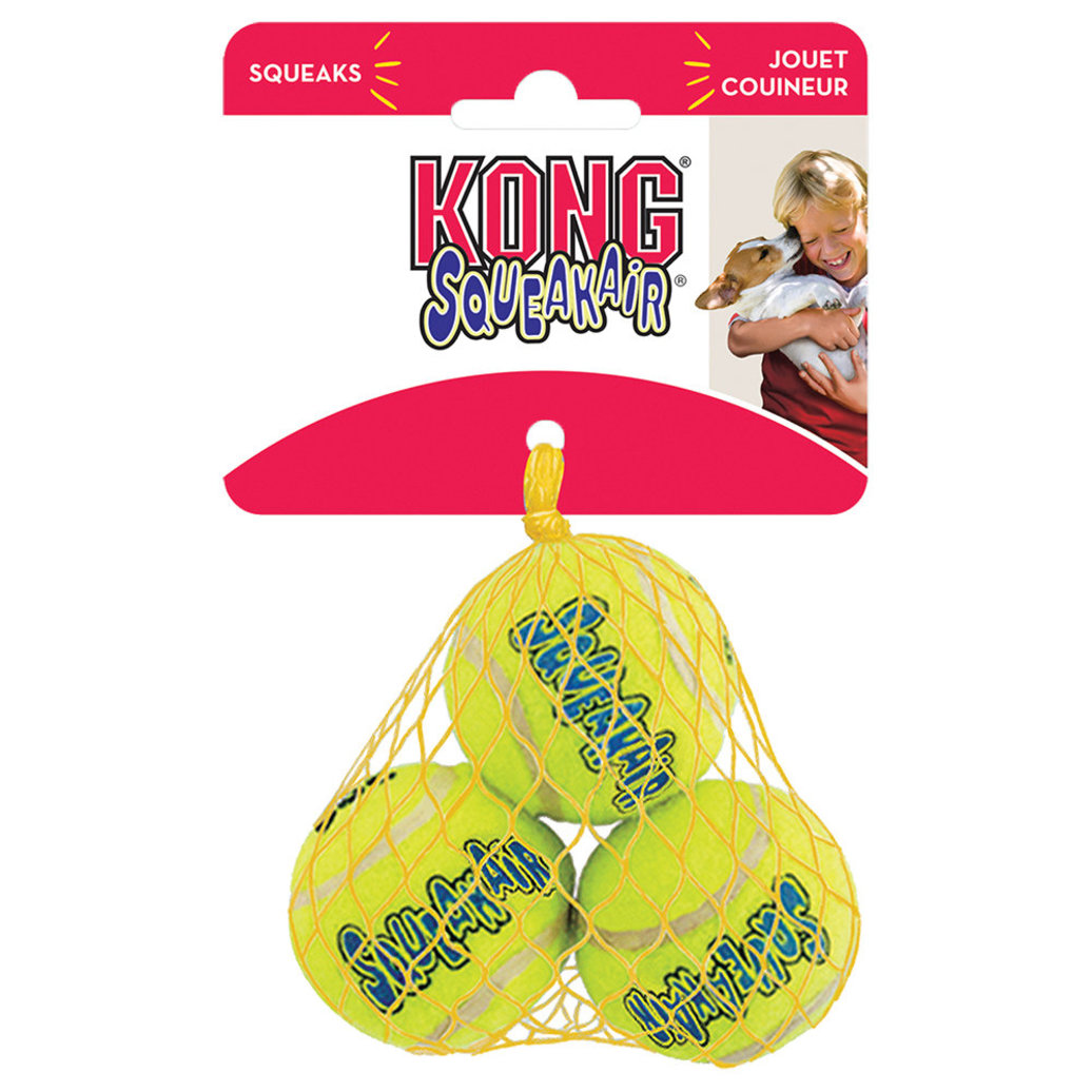 View larger image of Tennis Ball Squeaker - 3 Pk