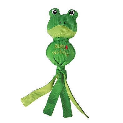 Wubba Friends - Ballistic Frog - Green - Large
