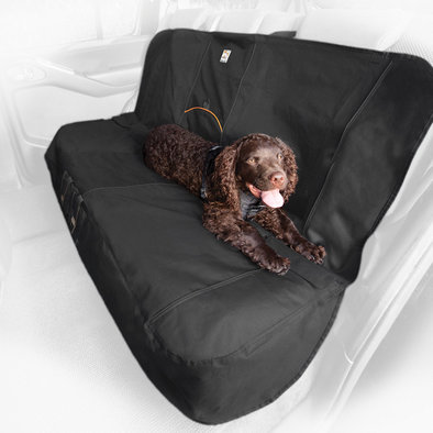 Bench Seat Cover - Black