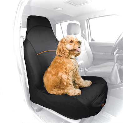 Co-Pilot Bucket Seat Cover - Black