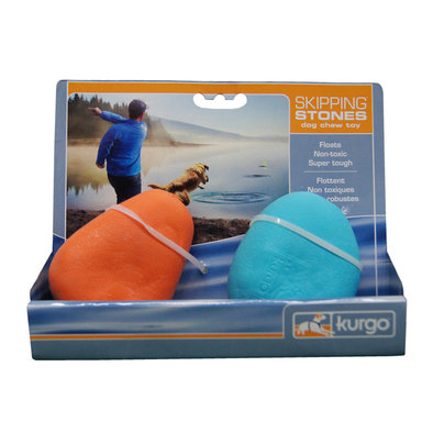 Skipping Stones - 2 Pk - Orange