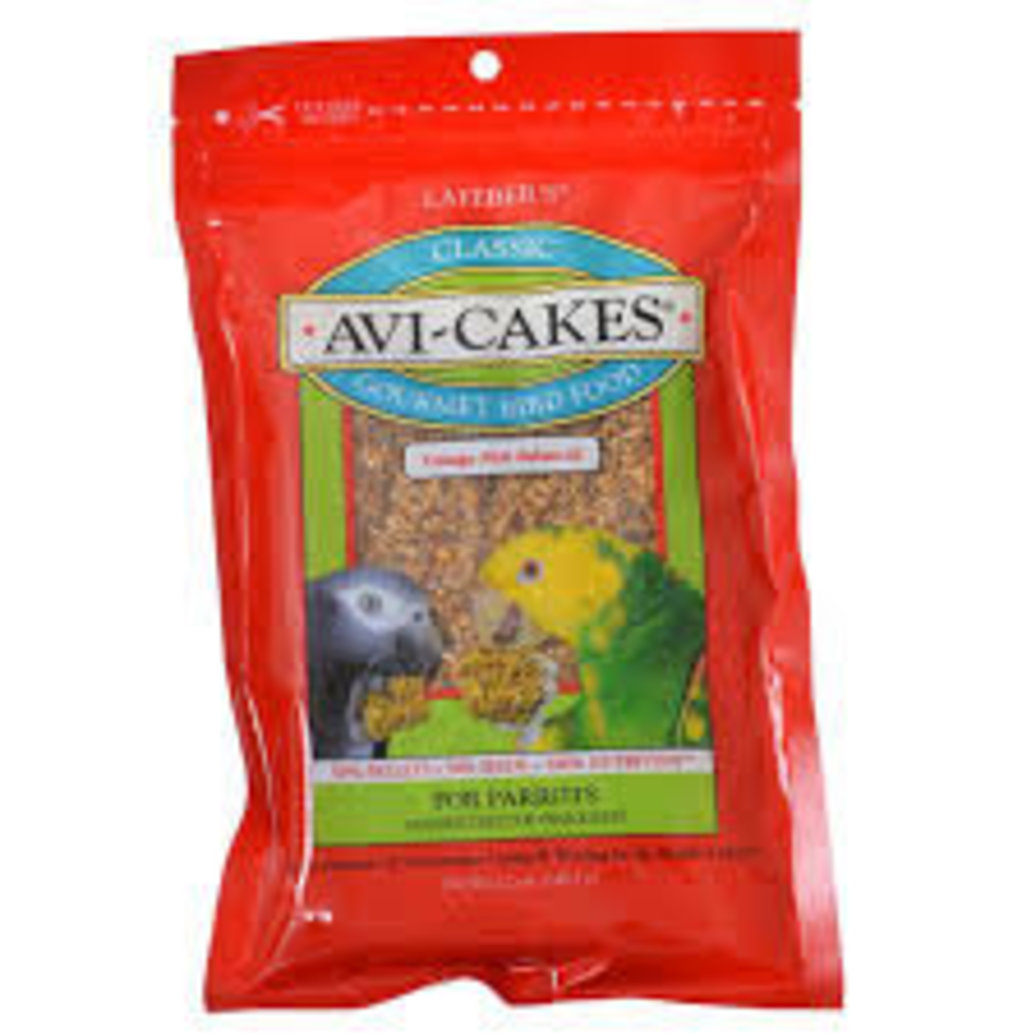View larger image of Avi-Cakes for Parrots - 8 oz
