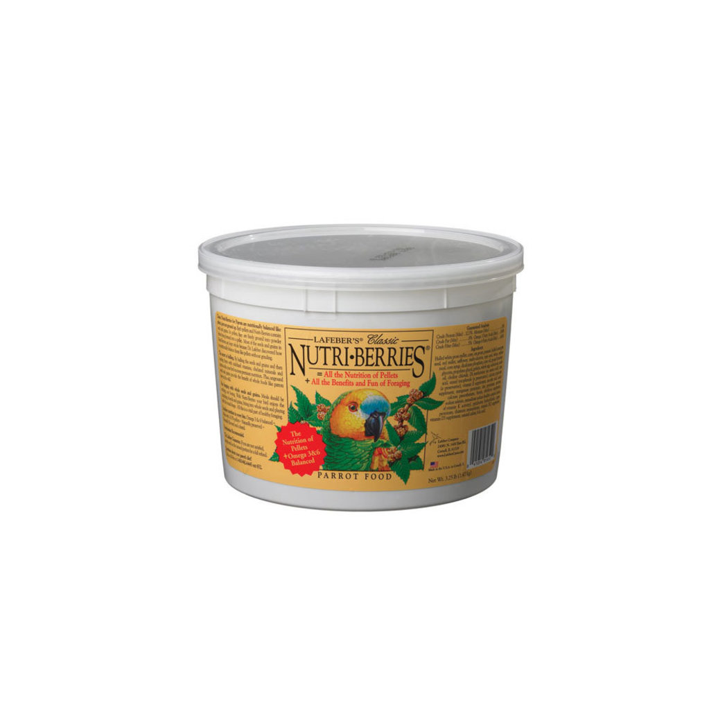 View larger image of Nutri-Berries, Parrot