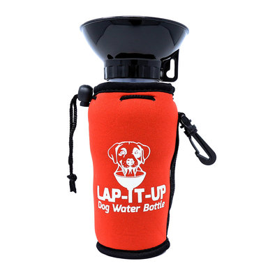 Water Bottle - Red - 20 oz