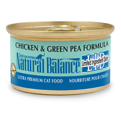 LI Can Cat Frmla, Chkn & Grn Pea-170 g