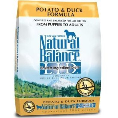 LIDs, Grain-Free, Potat & Duck Dog-5.9kg