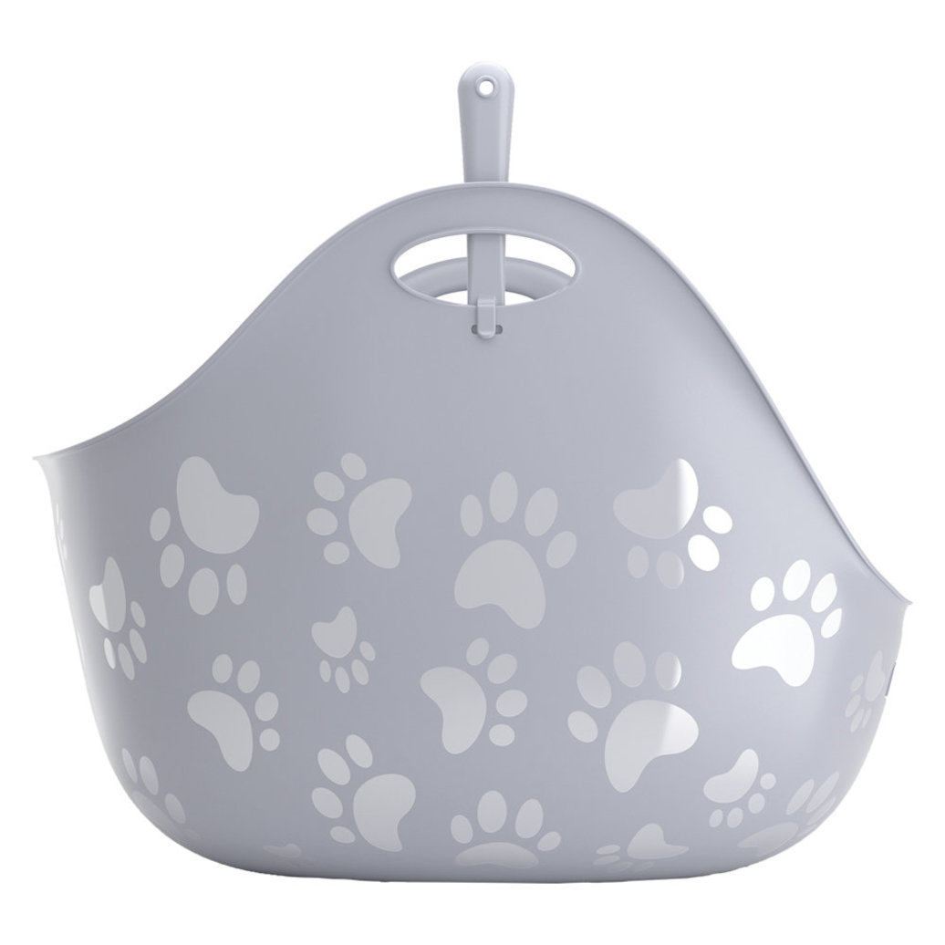 View larger image of Litter Box with Scoop - Grey