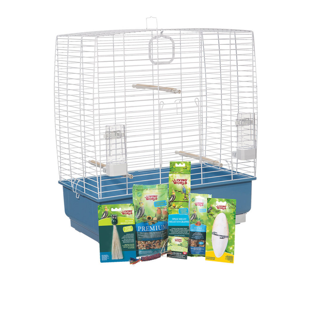 View larger image of Cockatiel Starter Kit