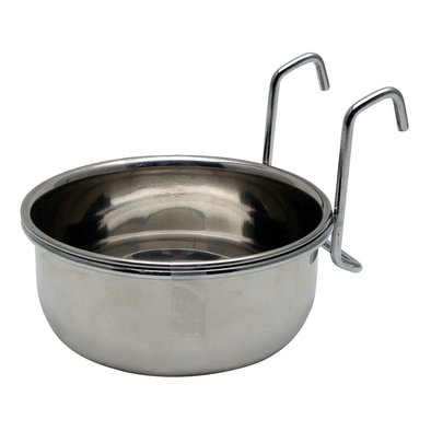 Stainless Steel Dish for Rabbit - 20 oz
