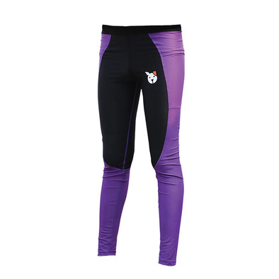 Grooming Pant - Black & Purple